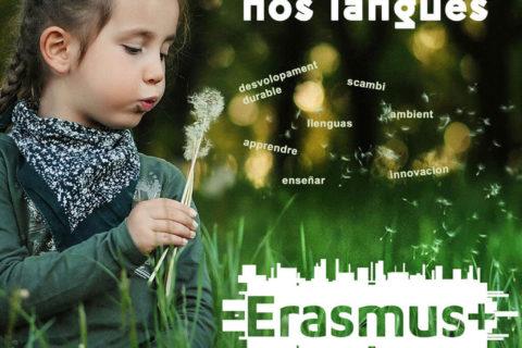 """2016-2018 : Projet ERASMUS + """"Parcours TICE : L'Education au développement durable dans nos langues"""""""