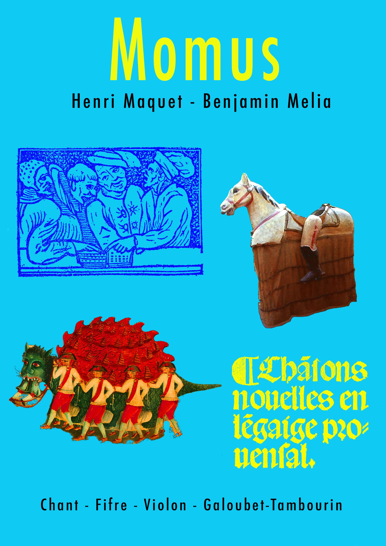 Affiche de l'événement Momus au Cirdoc le 12 octobre 2018