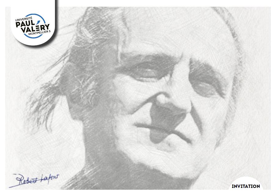 Hommage à Robert Lafont et signature de la convention de coopération entre le CIRDOC - Institut occitan de cultura et l'Université Paul-Valéry Montpellier-3