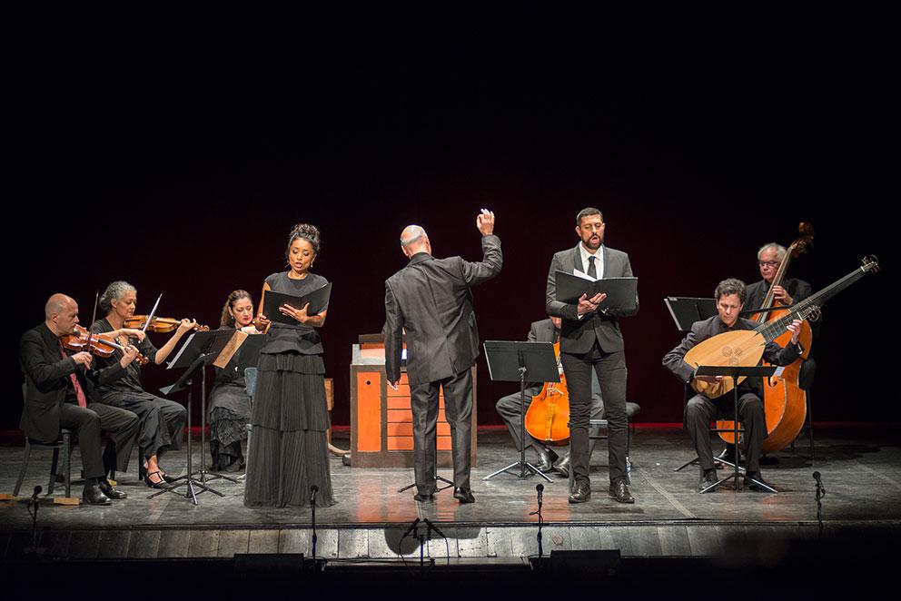 Appel à projet éducatif pour l'accueil de l'Orchestre Les Passions