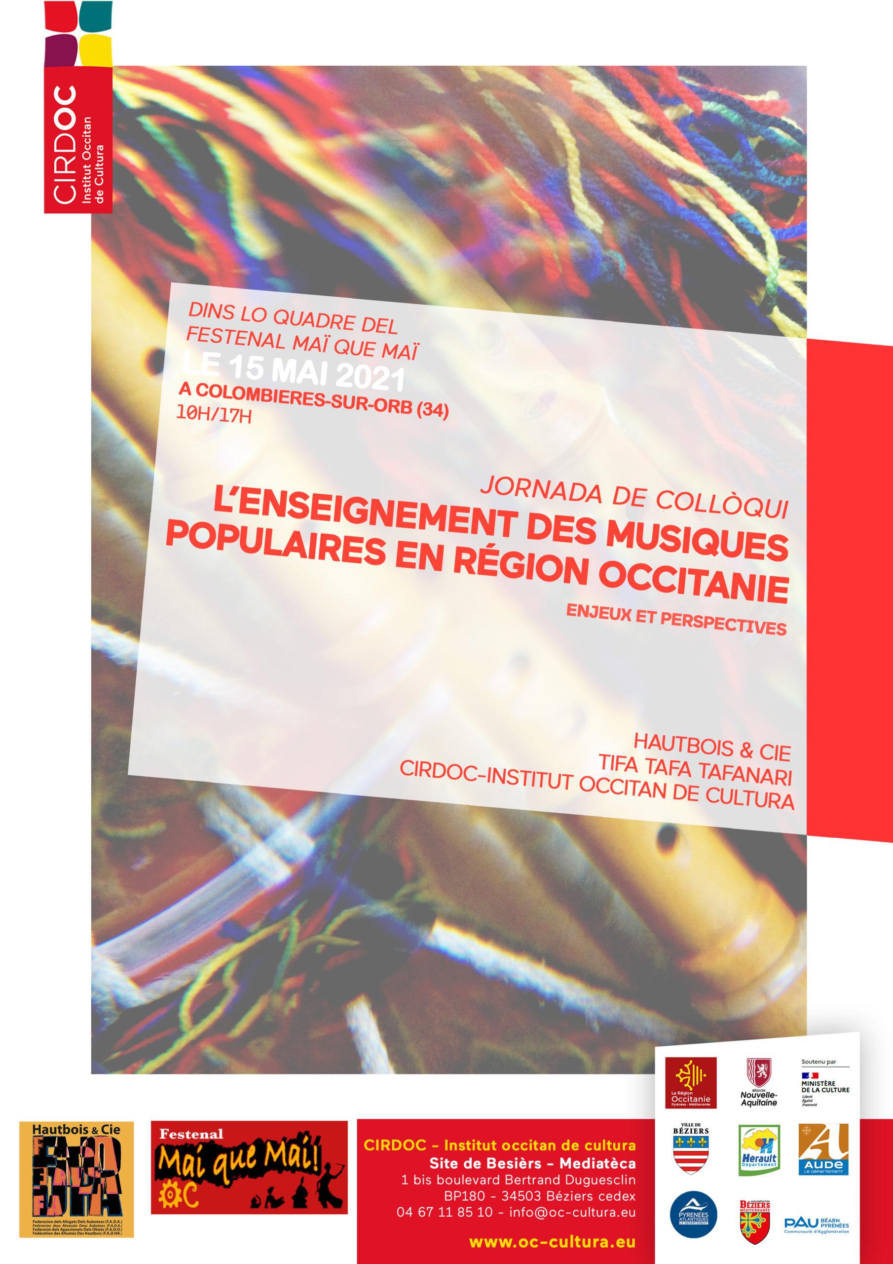 L'enseignement des musiques populaires en région Occitanie