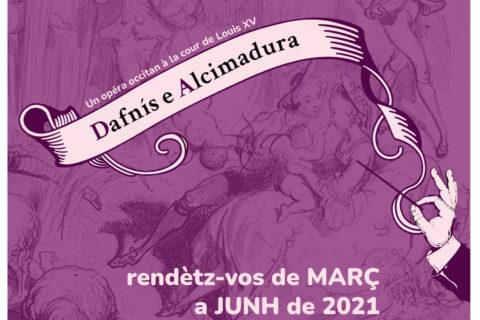À la découverte de l'opéra Daphnis et Alcimadure avec l'orchestre baroque Les Passions
