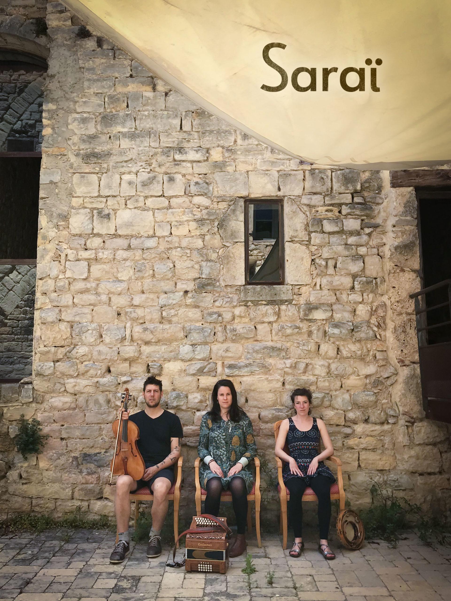 Residéncia artistica :« Saraï »