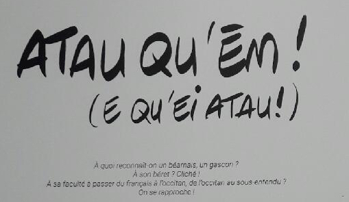 """Exposition """"Atau qu'èm (e qu'ei atau !)"""""""